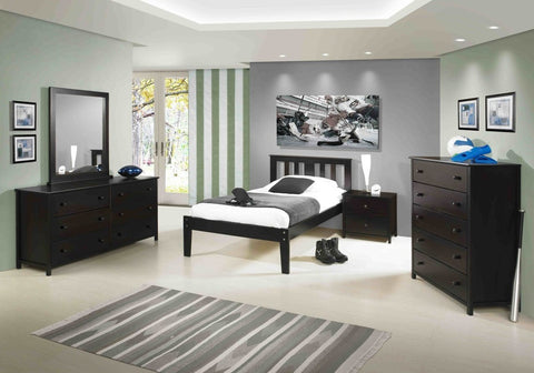 Innovations Milan Platform Bed - Main Street Furniture Outlet