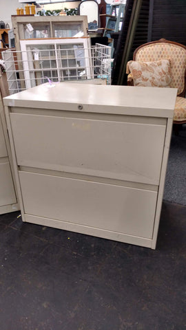 Metal File Cabinet - Main Street Furniture Outlet