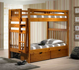 Innovations Stairway Bunkbed - Main Street Furniture Outlet