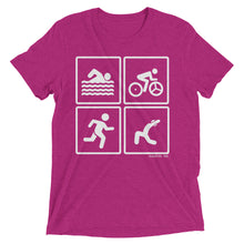 SBR Yoga Short Sleeve Tri-blend Shirt