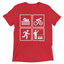 SBR Teach Short Sleeve Tri-blend Shirt