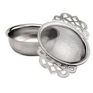 Kilo tea strainer old fashioned traditional tea strainer