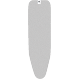 Brabantia metalised ironing board cover. Heavy duty metalised cotton