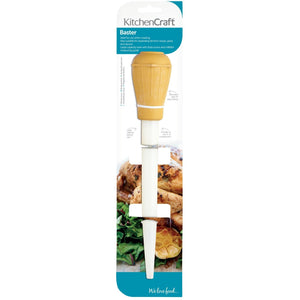 Meat baster turkey baster