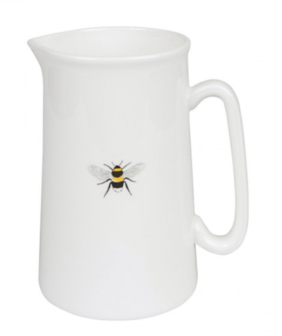 Sophie allport bees jug bone china jug flower jug milk jug cream jug gifts bee design