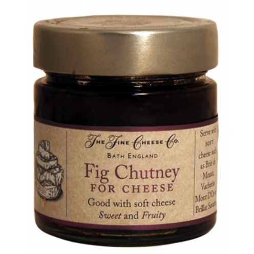 Fig chutney for cheese fruity chutney for cheese the fine cheese company