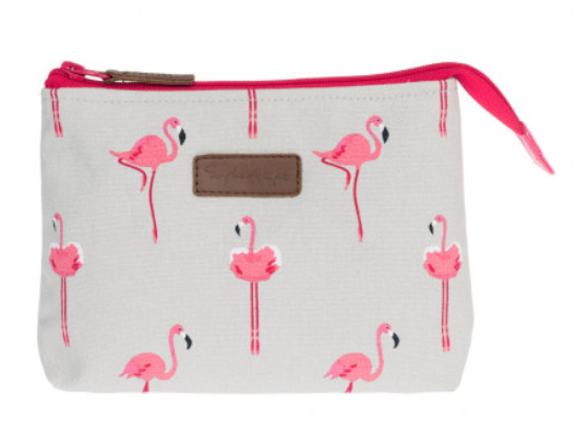 Flamingos make up bag make up bag beauty bag flamingo gifts flamingo gift stocking filler stocking fillers gifts for her gifts for girls pink gifts flamingo gift ideas
