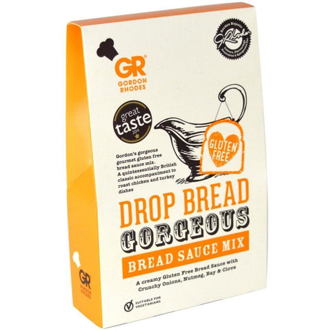 Drop bread gorgeous gluten free bread sauce mix gordon rhodes