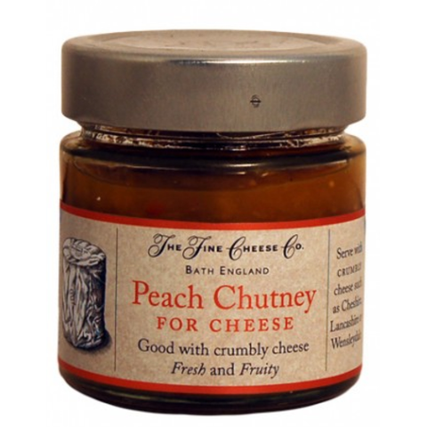 Peach chutney for cheese fruity chutney for cheese the fine cheese company