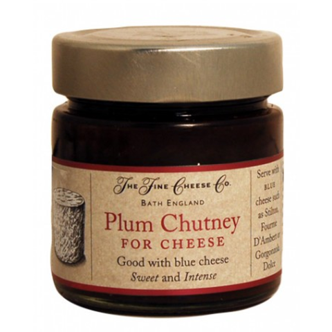 Plum chutney the fine cheese company fruit chutney chutney for blue cheese