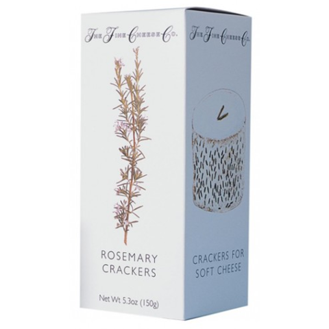 Rosemary crackers for cheese herb crackers for cheese the fine cheese company