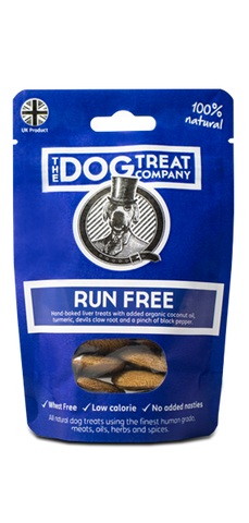 Dog treat company dog treats doggy deli natural wheat free Run Free