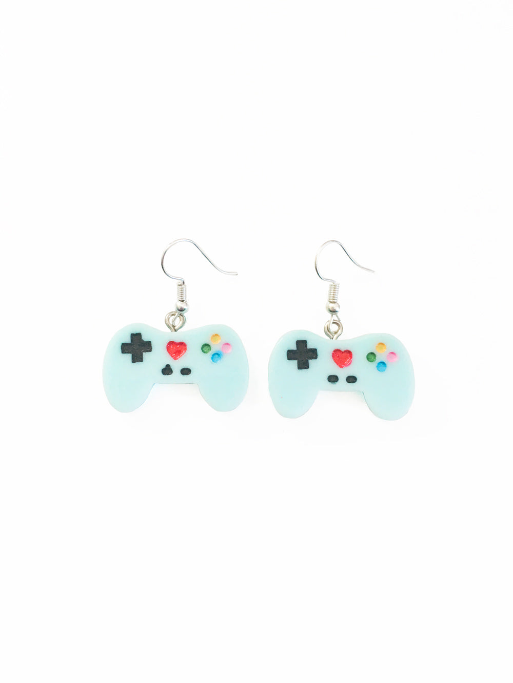 Playstation Controller Earrings