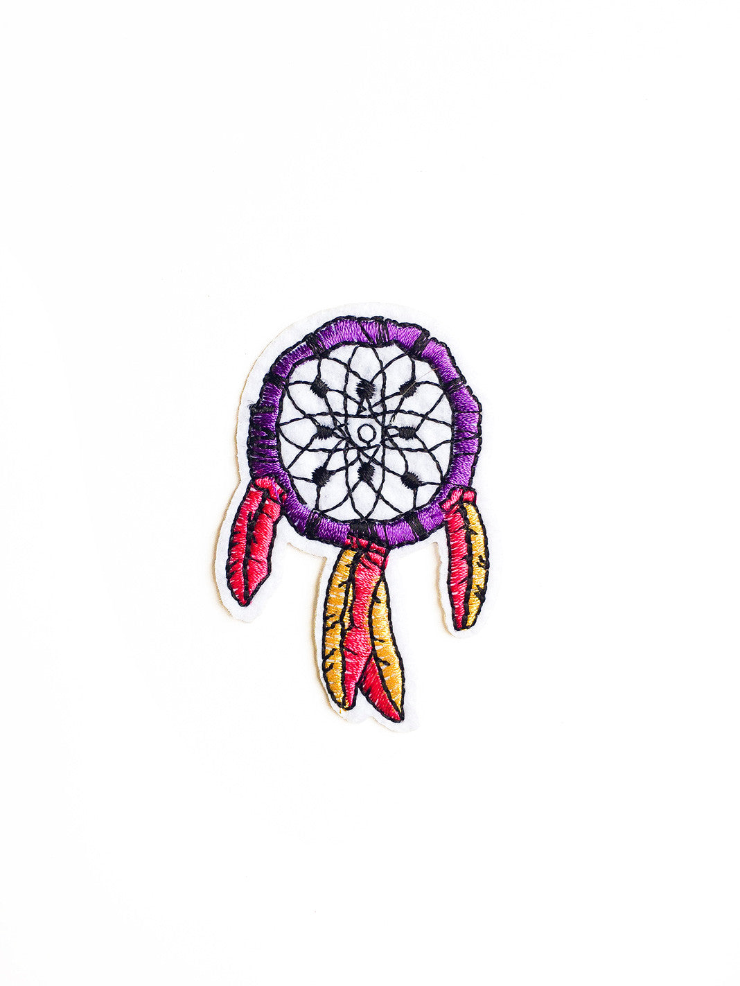 Boho Dream Catcher Iron On Patch