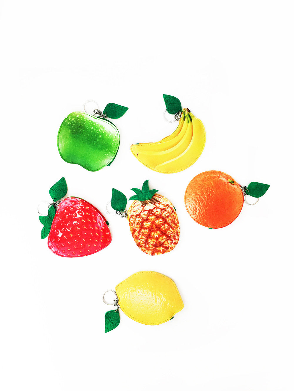 Cute Fruit Coin Purses