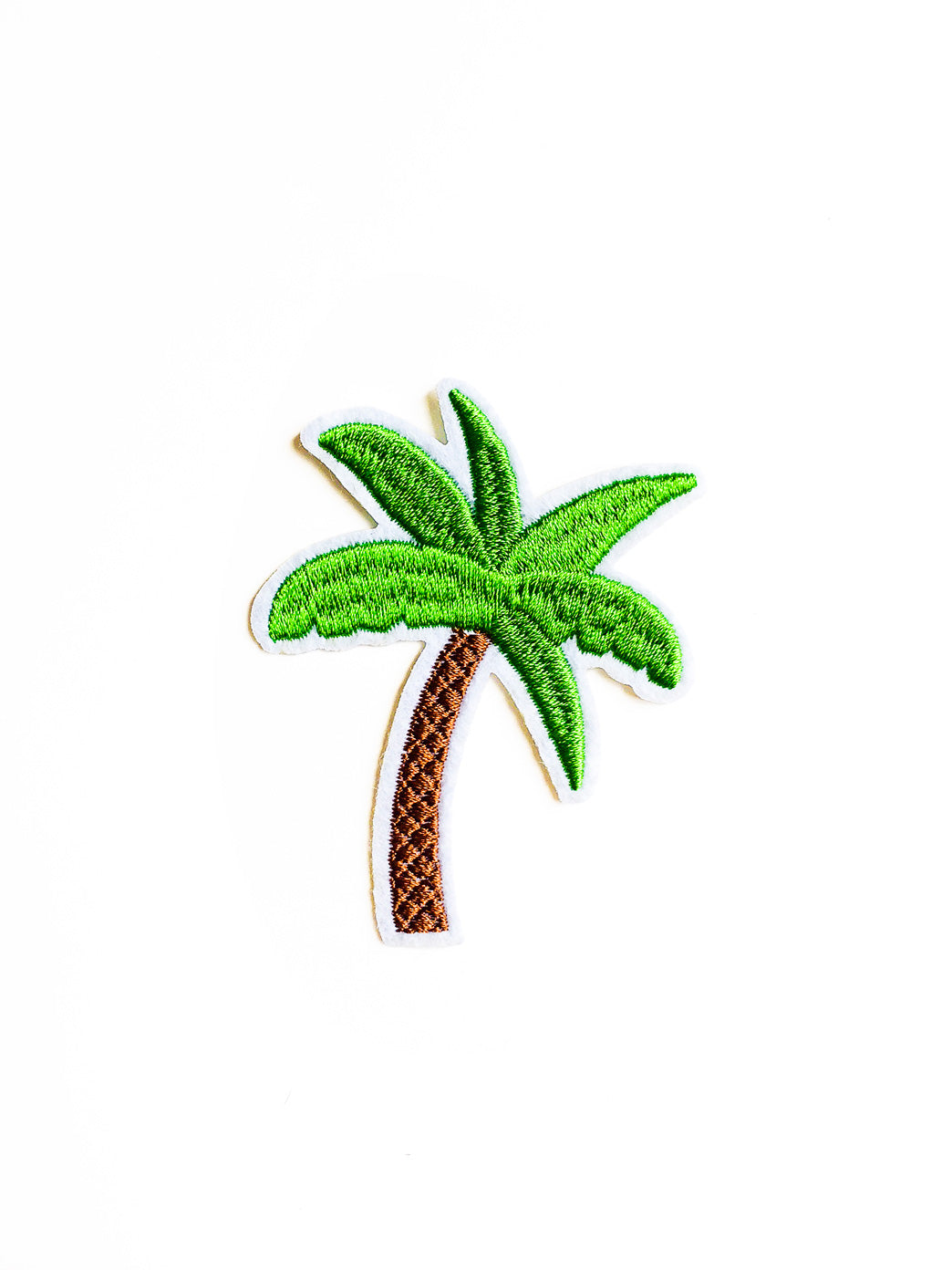 Palm Tree Iron On Patch