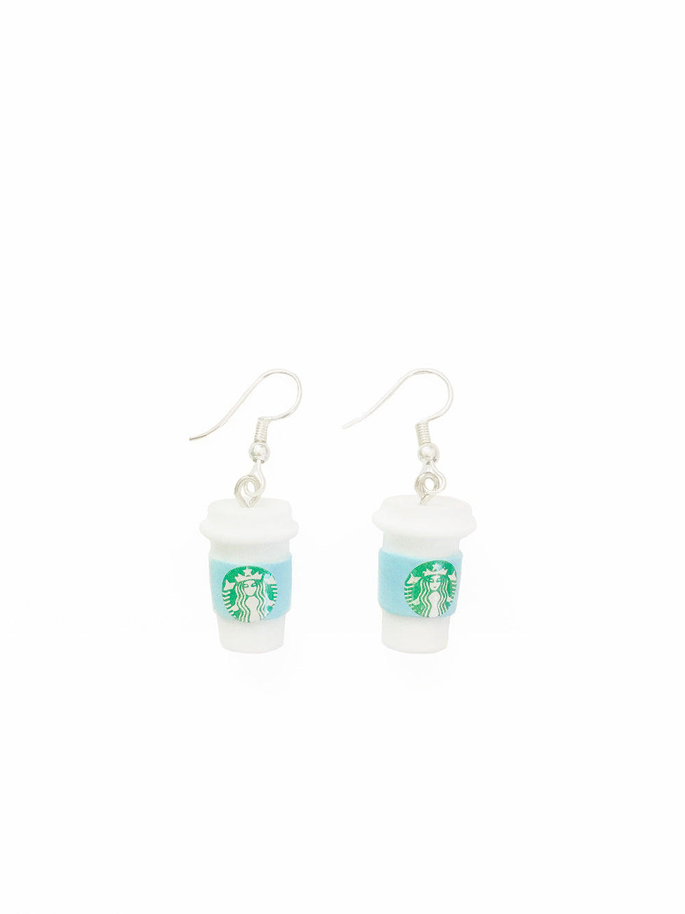 Starbucks Cup Earrings