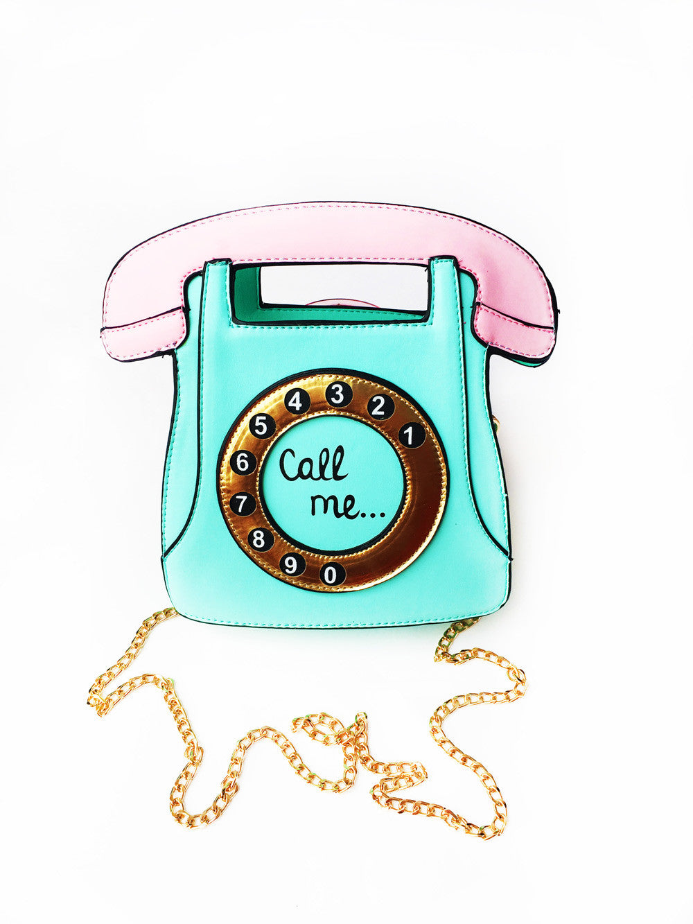 Call Me Maybe Crossbody Purse