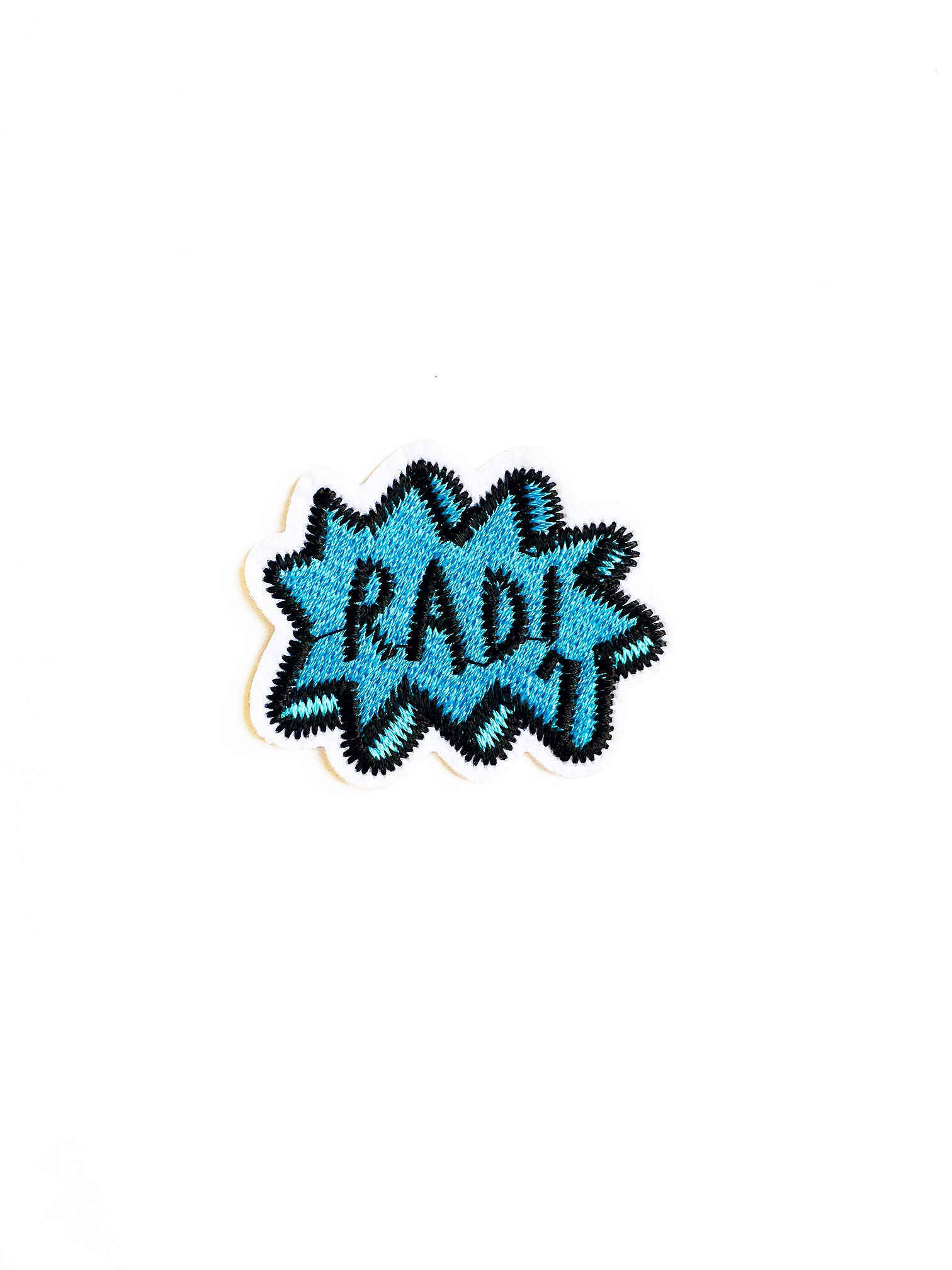 Rad Iron on Patch