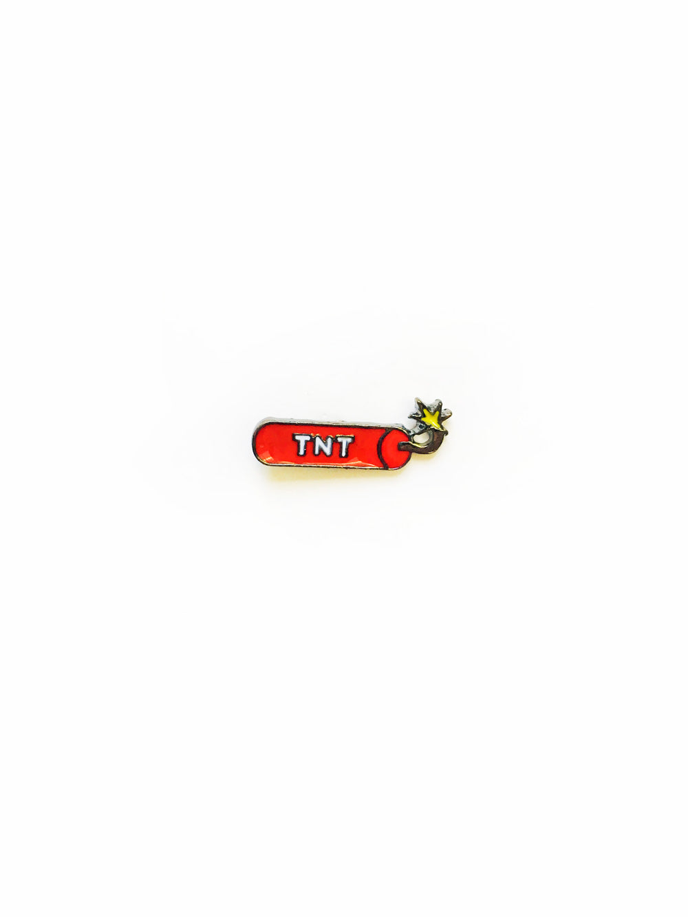 TNT Enamel Pin