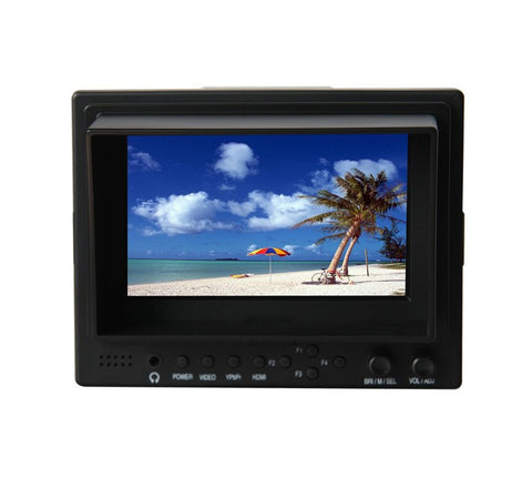"Lilliput 569/O/P (accept 50fps and 60fps signal only) 5"" Camera-top Monitor"