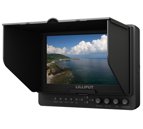 "Lilliput 665 7"" Camera-top Monitor"