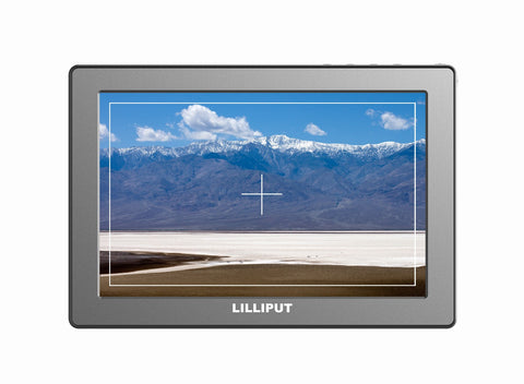 "Lilliput A7 7"" Camera-top Monitor with 1920x1200 native relolution."