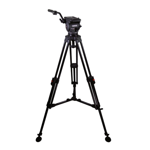 Cartoni Focus 12 UL Aluminum 1/ML Tripod