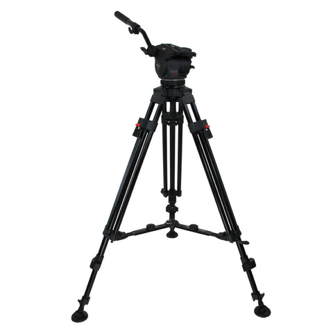Cartoni Focus HD UL Aluminum 1/ML Tripod