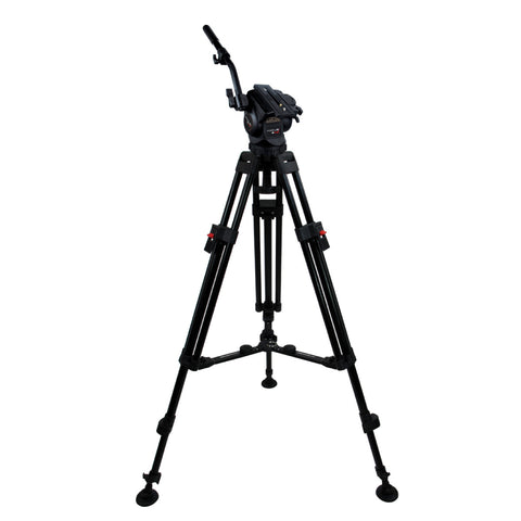 Cartoni Focus 8 UL Aluminum 2/ML Tripod