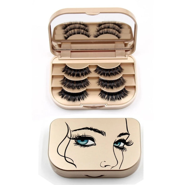 Lash Storage Case