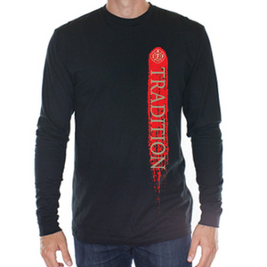 Tradition long sleeve in Black