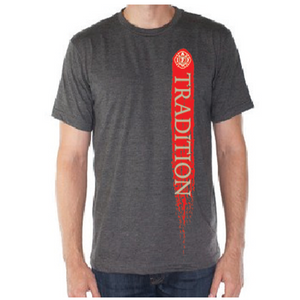 Tradition short sleeve in smoke grey