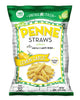 Lemon Garlic Penne Straws