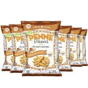 Cinnamon Churro Penne Straws 6-pack (6oz.)