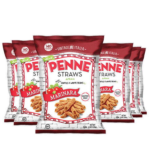 Marinara Penne Straws 6-pack (6oz.)