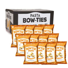 Smooth Cheddar Pasta Bow Ties 12-pack (5oz.)