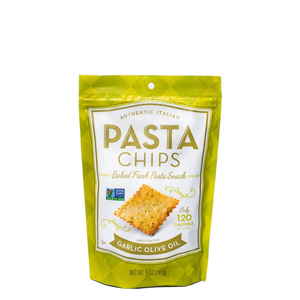 Garlic Olive Oil Pasta Chips - 5oz.