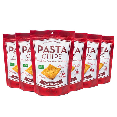 Marinara Pasta Chips 6-pack (5oz.)