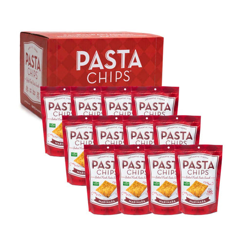 Marinara Pasta Chips 12-pack (5oz.)