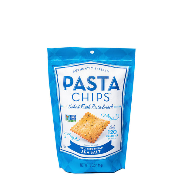 Mediterranean Sea Salt Pasta Chips - 5oz.
