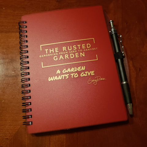 The Rusted Garden Journal