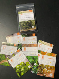 Bentley Seed TRG Herb Collection - 8 Different Varieties