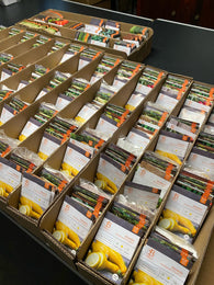 Bentley Veggie Ultimate Package - 25 Individual Seed Packs, All Different!