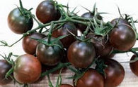 Tomato Seeds Cherry Black (Heirloom)