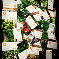 *NEW* Bentley Ultimate Herb Package - 24 Individual Seed Packs, all different!