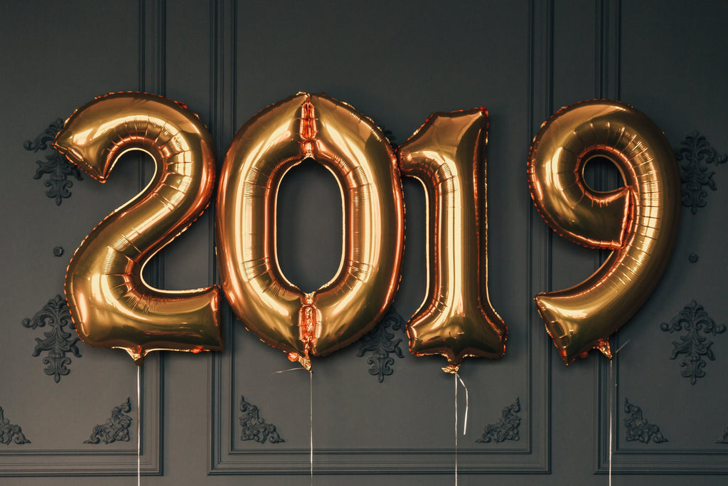 Happy New Year! 2019 Goals.