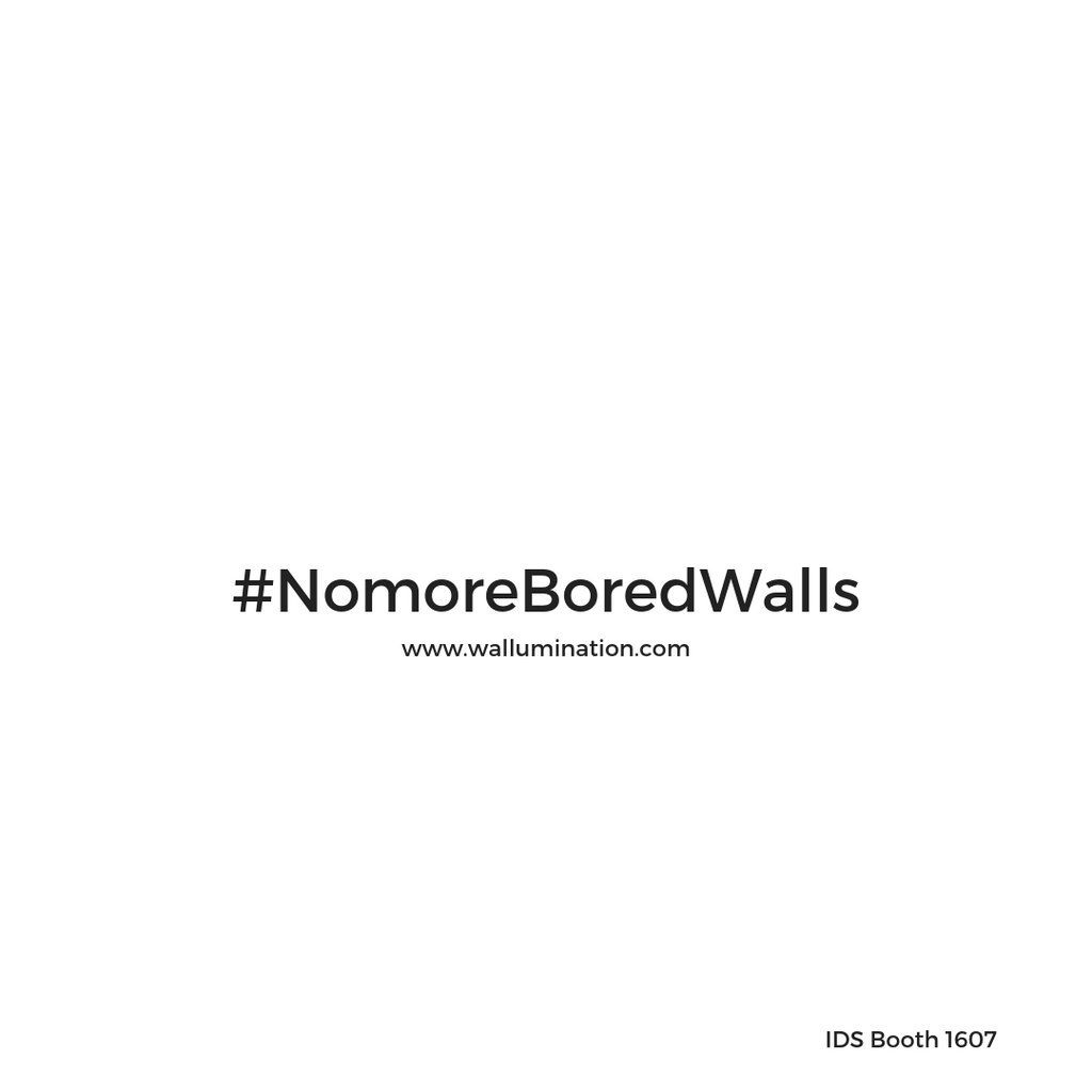 No More Bored Walls