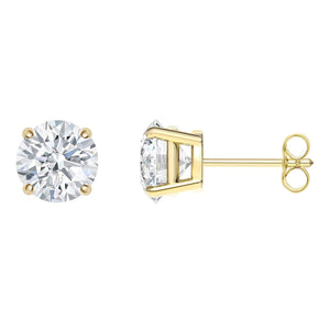 White Gold Austrian Crystal Stud Earring in Gift Box, Earring, Golden NYC Jewelry, Golden NYC Jewelry  jewelryjewelry deals, swarovski crystal jewelry, groupon jewelry,, jewelry for mom,