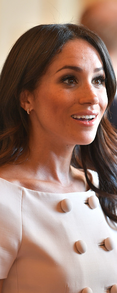 Meghan Markle's Huggie Earrings in Rose Gold, Earring, Golden NYC Jewelry, Golden NYC Jewelry fashion jewelry, cheap jewelry, jewelry for mom,